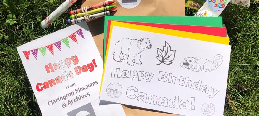 Canada Day ActivityKits